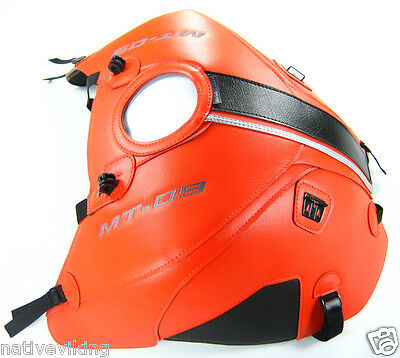 Bagster TANK COVER Yamaha MT-09 2014 BAGLUX protector IN STOCK orange NEW 1661C