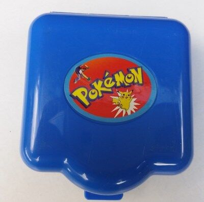 Pokemon Polly Pocket Style Blue Vintage Playset Tomy 1997 Vgc.
