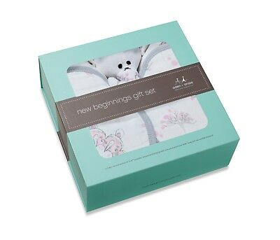 Aden and Anais New Beginnings Gift Set - For The Birds