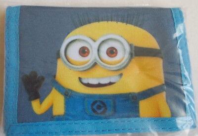 Despicable Me Minions Wallet / Purse NEW SEALED TAGS
