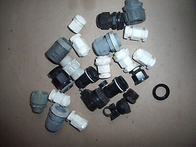20 x electrical connectors...mixed sizes new