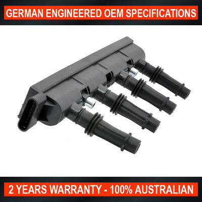 OEM Quality Ignition Coil Pack for Holden Barina RS Cruze 1.4L Turbo Trax 1.4L