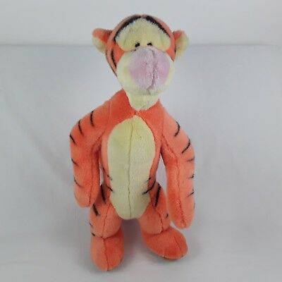 "Disney Tigger From Winnie The Pooh Large 18"" Soft Toy Plush By Trudi Spa"