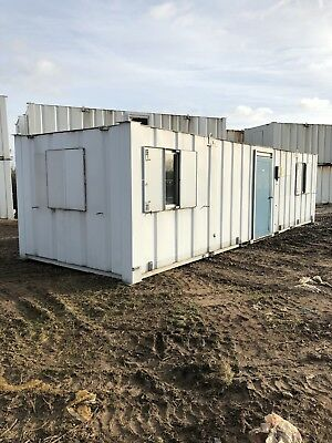 Portable Office / Canteen / Changing Room / shipping container ** ONLY 10 LEFT**