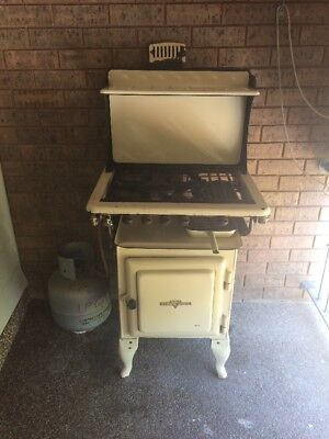 Antique Early Kooka On LPG Great For Outdoor BBQ Or Camphouse Cheap Cooking!
