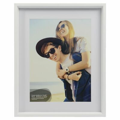 Living Frame 16 x 20 with 12 x 16 Opening White