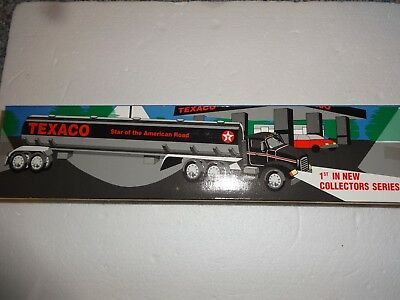 Texaco 1994 Toy Tanker Truck 1st in new Collectors series  NIB