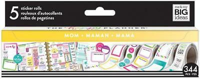 Mambi Create 365 Happy Planner Sticker Roll - MOM 344 Stickers