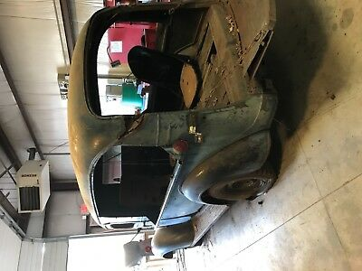 1937 Chevrolet Other Pickups  1937 Chevrolet Canopy Express truck