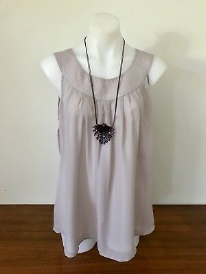 Together Maternity Top Size 12-14