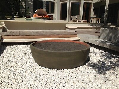 "60"" GFRC Concrete Fire Bowl Mold Used Once!!"