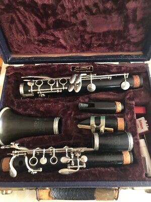 Selmer Clarinet Students Console London