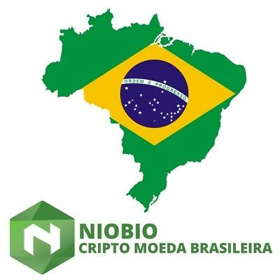 Nióbio Cash - Altcoin - Genuine Brazilian cryptocurrencies - Unmissable Offer