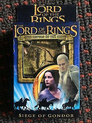 The Lord of the Rings, The Return of the King - Trading Cards