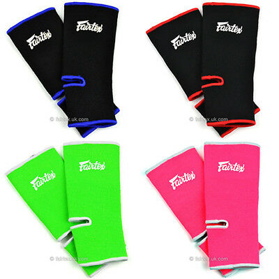 Fairtex Ankle Guard Support Muay Thai MMA