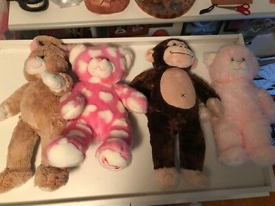 4 Build a bear's and clothing
