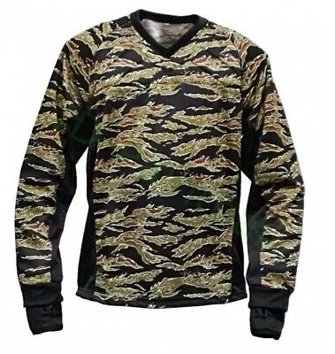 Tigerstripe Paintball Jersey Jungle Camouflage