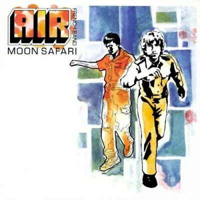 Air - Moon Safari - 20Th Anniversary - Glow In The Dark Vinyl Lp Sold Out Sealed