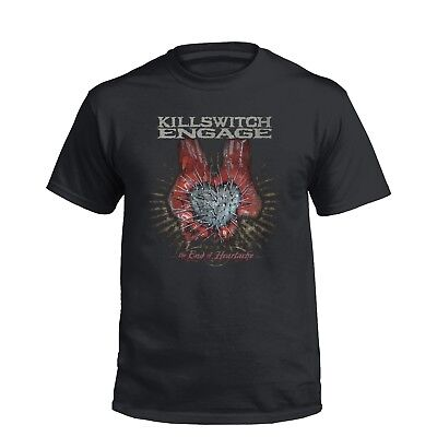 KILLSWITCH ENGAGE The End Of Heartache rock men's new S to 2XLT, 3XLT, 4XLT