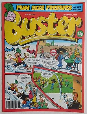 BUSTER COMIC - 11th March 1994