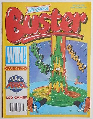 BUSTER COMIC - 26th June 1993
