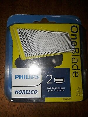 Phillips Norelco OneBlade Replacement Blade, 2 Count, See Description