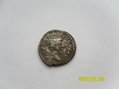 Roman Silver Denarius - Unresearched