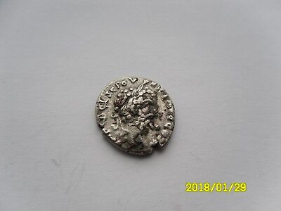 Roman Silver Denarius - Unresearched #2