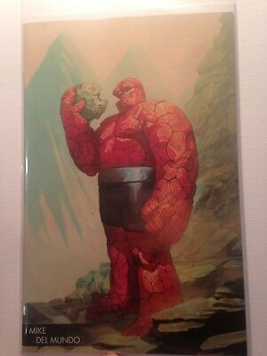 Marvel 2 in One The Thing and The Human Torch #3 Young Guns Variant
