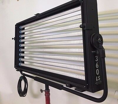 Mac Tech LED 360 LS with Daylight Tubes