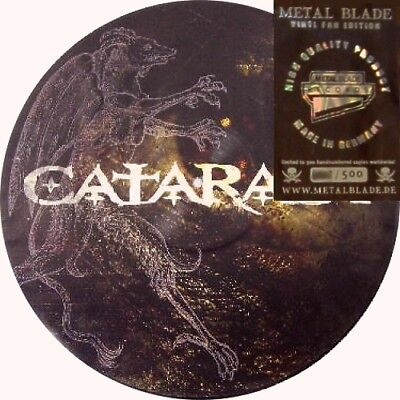 CATARACT - Cataract / Vinyl LP (Limited handnumbered Picture Disc)