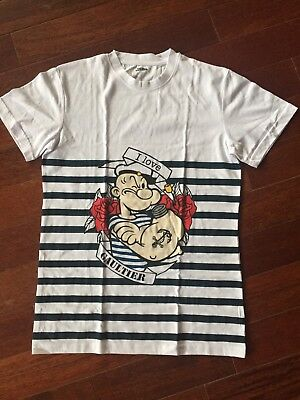 Parfums Jean Paul Gaultier  Tee Shirt Popeye Ete 2016 - Rare -  Collector