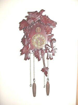 Clock Cuckoo Working Clock