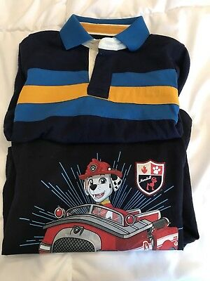 2 New Boys Size 3T Shirts