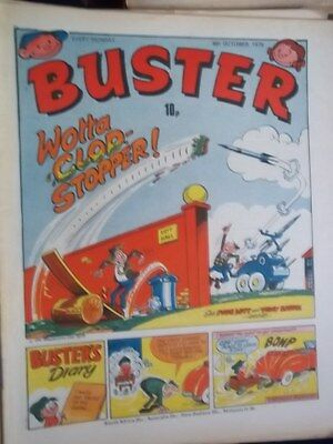 Buster  Comic.[6Th Oct 1979].