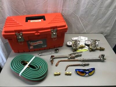 MILLER Smith Toughcut Welding & Cutting Outfit MB54A-300 (GCE029415)