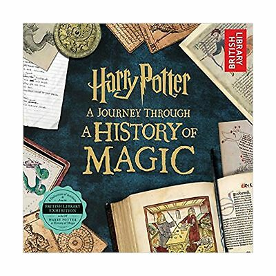 Harry Potter: A Journey Through a History of Magic