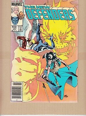 Defenders  #137 1984 ''hearts And Minds'' Gillis/ Perlin...fn