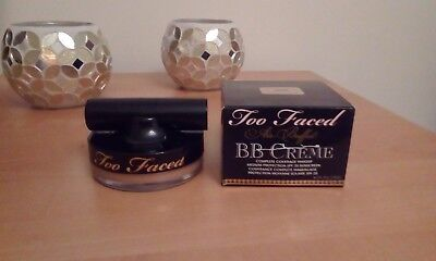 TOO FACED Air Buffed BB Creme - Nude Glow (new in box. Box slightly damaged)
