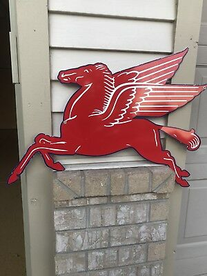 Mobile Gas Pegasus Sign