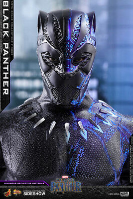 MMS470 BLACK PANTHER [€ 289] Black Panther Hot Toys 1/6 [Acconto PRENOTAZIONE]