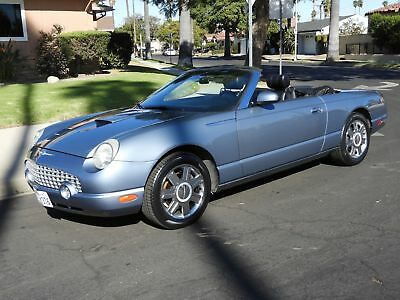 2005 Ford Thunderbird 50th Anniversary 2005 Ford Thunderbird 50th Anniversary, Super Clean!