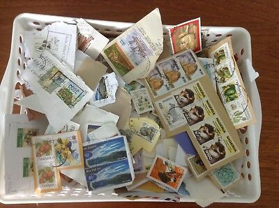 Bulk Stamps  1/2 KG World  Kiloware