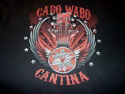 Cabo Wabo Shirt - Used Size L - Very Good Condition!!!