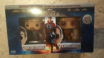 Dr strange limited Edition Pop toys 3D blu ray