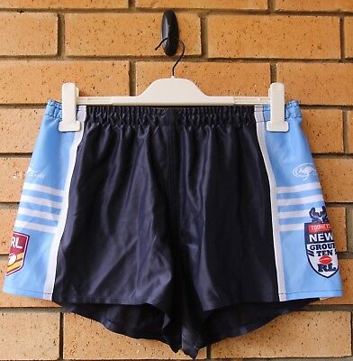 Brand New With Tags Group Ten Rl Crl Rugby League Classic Men's Shorts Size 20