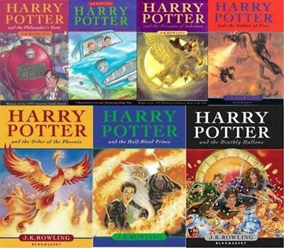7 Audiobooks - Harry Potter Series Mp3-DVD Read by Jim Dale - Unabridged