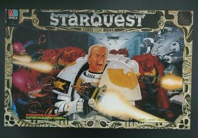 Starquest - MB-Spiele 1990 Tabletop