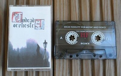 Undead Orchestra - Midnight Time In Eternal Solitude Tape '97 - Gothic Metal