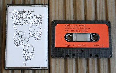 Media In Morte - Into The Dakr Ages Demo '91 - Death Metal - Pungent Stench